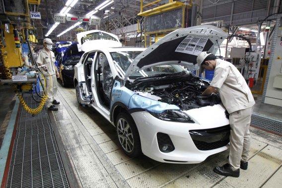 Plus de modèles à propulsion chez Mazda? La direction et les ingénieurs sont déchirés sur le sujet.