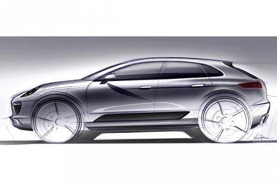 La Macan viendra se loger sous le Cayenne. Avec des dimensions moins généreuses et un châssis partagé avec l'Audi Q5, ce nouveau modèle deviendra le véhicule le moins cher de la gamme Porsche.