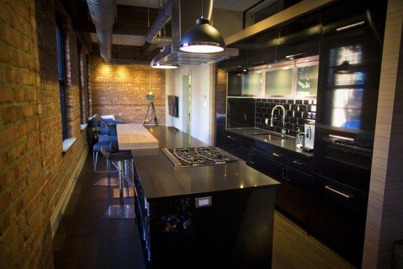 b loft vivre dans un vrai loft danielle bonneau projets immobiliers. Black Bedroom Furniture Sets. Home Design Ideas