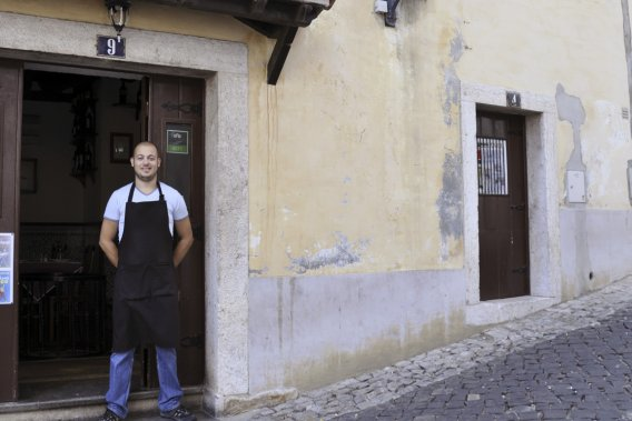 Conte de f es sintra st phanie morin portugal - Cuisine portugaise la rochelle ...