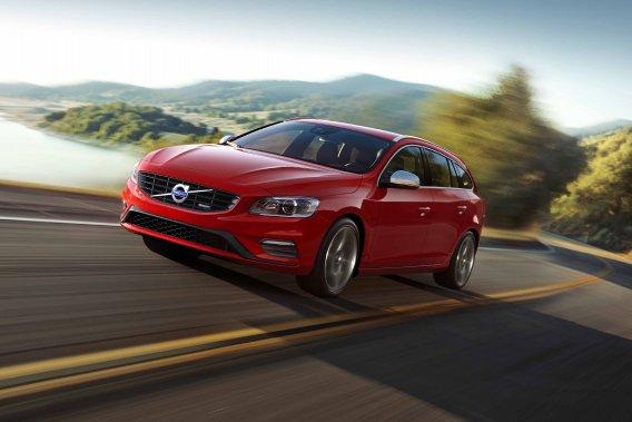 La nouvelle Volvo V60.
