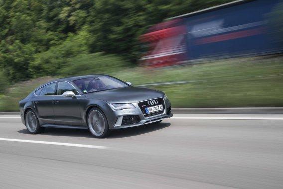 La nouvelle Audi RS7.