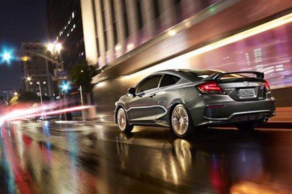 Le coupé Civic Si 2014 sera présenté au salon SEMA 2013.
