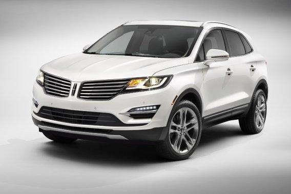 Le Lincoln MKC, en vedette au salon de Los Angeles qui s'ouvre vendredi, constitue la réponse de Ford à une demande de plus en plus grandissante pour des VUS compacts de luxe.