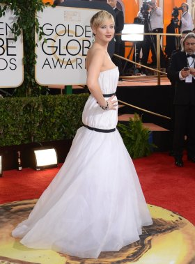Jennifer Lawrence (Photo Jordan Strauss, AP)