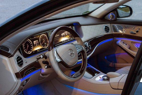 Mercedes-Benz Classe S ()