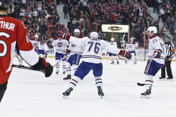P.K. Subban procure la victoire au Canadien (Patrick Woodbury, LeDroit)