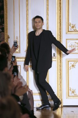 Rad Hourani (Photo PATRICK KOVARIK, AFP)