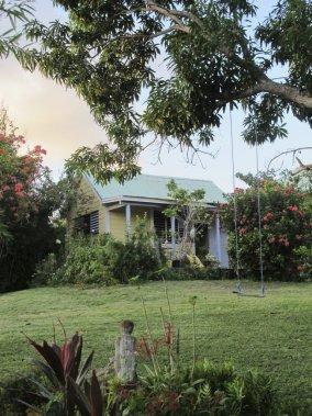 Green Castle Estate, une perle dans un écrin de tranquillité. (Photo Violaine Ballivy, La Presse)