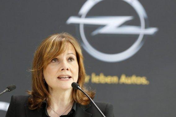 L'Europe reste le talon d'Achille du constructeur américain dirigé par Mary Barra, qui y a perdu de l'argent ces 16 dernières années.