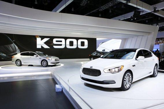 La 900 sera vendue à compterdu printemps dans huit concessaires Kia du Québec.