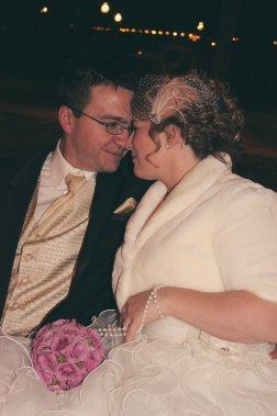 «On perd la tête, le jour du mariage!», s'exclame Jean-Philippe. (PhotoVicky Photographie, fournie par les mariés)
