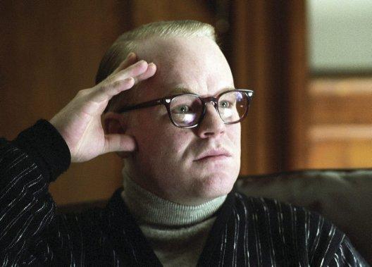 Philip Seymour Hoffman avait remporté l'Oscar du meilleur acteur en 2006 pour son rôle dans le film <em>Capote</em>. (Photo: Sony Pictures Classics)