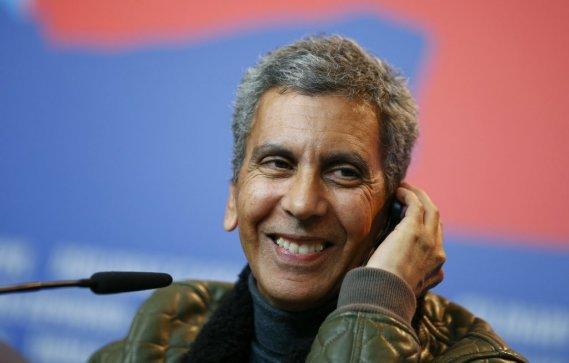 Vendredi 7 février : Le réalisateur Rachid Bouchareb en conférence de presse pour parler de son nouveau film, «La voie de l'ennemi». (Photo: Reuters)