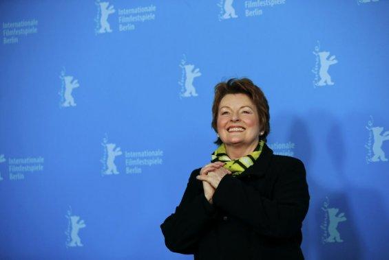 Vendredi 7 février : Brenda Blethyn accompagnait le film «La voie de l'ennemi». (Photo: Reuters)