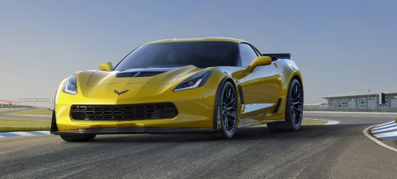 Chevrolet Corvette Z06 2015 (Photo fournie par General Motors)