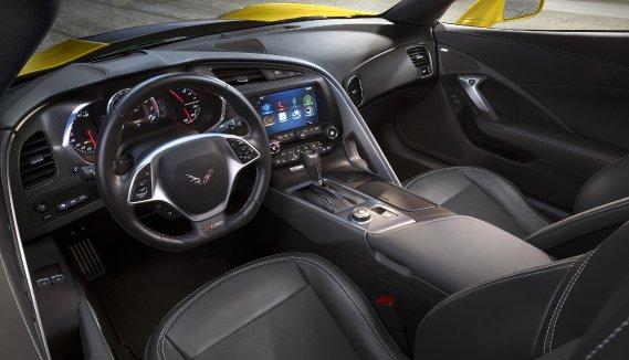 Chevrolet Corvette Z06 2015 ()