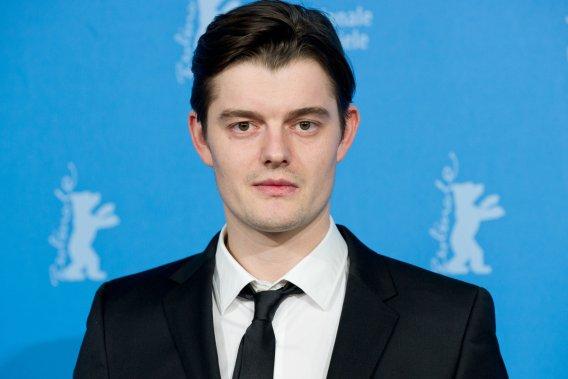 Mardi 11 février 2014: Sam Riley a présenté le film «Das finstere Tal» («The Dark Valley») à la Berlinale. (Photo: AFP)