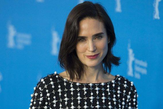 Mercredi 12 février 2014 : Jennifer Connelly accompagnait le film «Aloft» présenté en compétition à la Berlinale. (Photo: AFP)