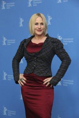 Jeudi 13 février 2014 : Patricia Arquette était présente pour accompagner le film «Boyhood». (Photo: AP)