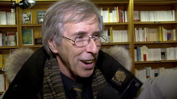 L'animateur de Radio-Classique Jean-Pierre Coallier a aussi été l'objet de critiques négatives de la part de Claude Gingras. S'il participait à un bien cuit pour le critique musical, il dirait en riant: «Aider les autres, c'est la plus grande vertu. Nuire aux autres, c'est le plus grand péché. Je pense que monsieur Gingras est à mi-chemin entre les deux.» (Photo: Olivier Pontbriand, La Presse)