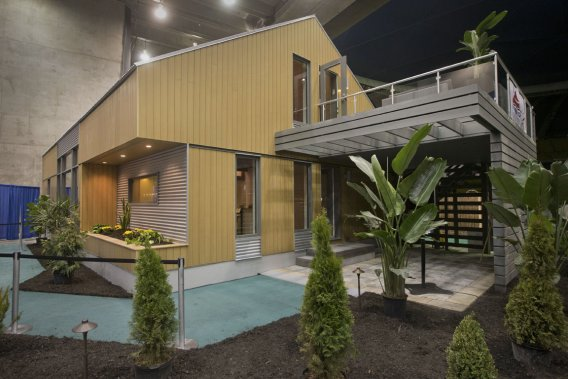 Un shack pour l 39 t lucie lavigne projets immobiliers - Prix d entree salon de l auto ...