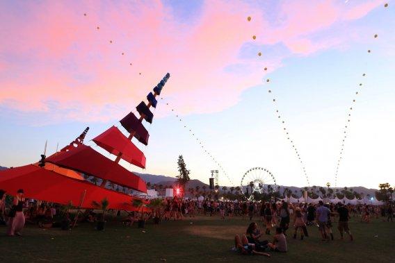 Le festival Coachella se tient durant deux week-ends d'avril. (Photo Alexandra Wyman, Archives AP)