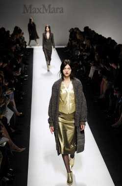 Max Mara (Photo Giuseppe Areso, AP)