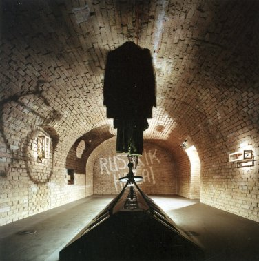La maison de la terreur présente le côté sombre de l'histoire nazie et soviétique. (Photo Sarah-Émilie Nault, collaboration spéciale)
