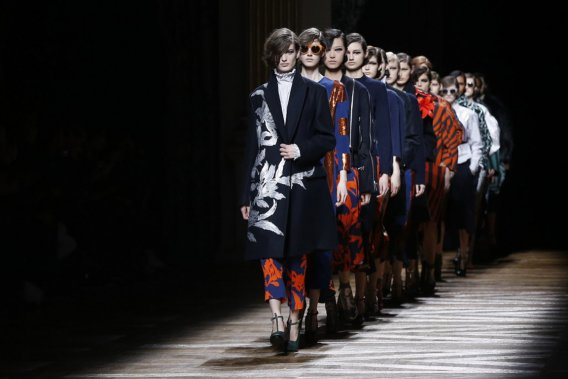 Dries Van Noten (Photo François Guillot, AFP)