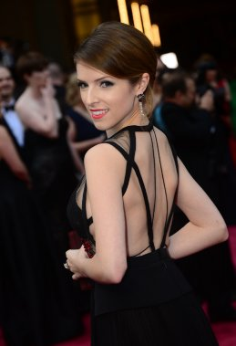 Anna Kendrick (Photo ROBYN BECK, AFP)