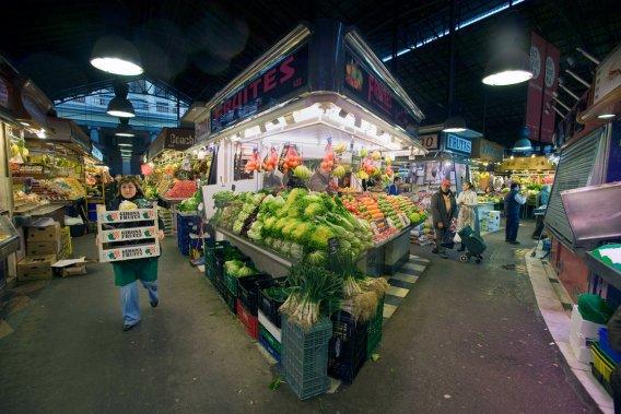 Que vous soyez du type «voyageur gourmand» ou non, une visite au marché La Boqueria s'impose. (Photo Mikel Laburu, Bloomberg News)