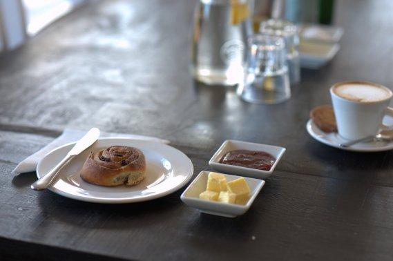 Petit déjeuner à la Glenwood Bakery, Durban, Afrique du Sud. (Photo fournie par la boulangerie)