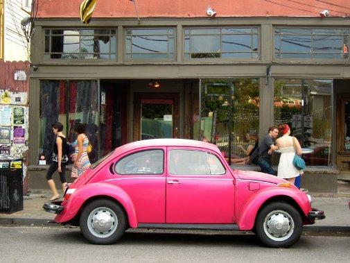 Pour la musique, allez rue Frenchmen. (Photo Simon Chabot, Archives La Presse)
