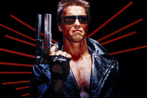 The Terminator (Photo: Google Images)