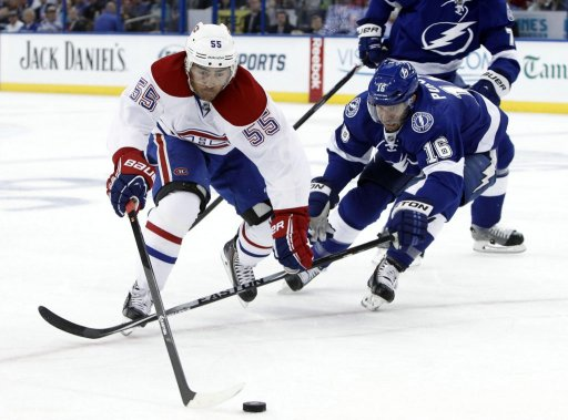 Teddy Purcell et Francis Bouillon. (Reuters)