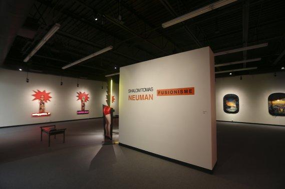 Musée d'art de Mont-Saint-Hilaire (Photo Martin Chamberland, La Presse)