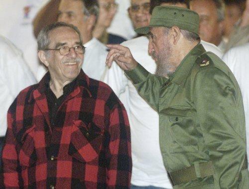 Il a été l'ami personnel de Fidel Castro auquel il a souvent rendu visite à La Havane. Une relation que ses détracteurs lui ont reprochée. (Photo RAFAEL PEREZ, Reuters)