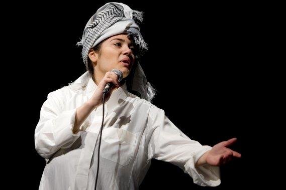 Zena Hajibik (Photo: Alain Roberge, La Presse)