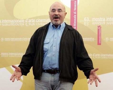 Bob Hoskins à la Mostra de Venise en août 2006. (Photo: archives Reuters)