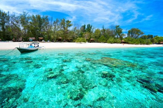 Pour les plages, Lombok rafle la première place. Devant Bali! (Photo Digital Vision/Thinkstcok)