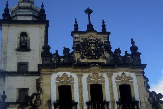 Le centre historique et culturel São Francisco est l'emblème suprême de João Pessoa. (Photo Sarah-Émilie Nault, collaboration spéciale)