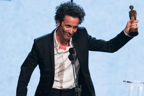 Le spectacle Être d'André Sauvé a signé trois victoires: celle du meilleur spectacle, de l'auteur et de la mise en scène (par Josée Fortier). (PHOTO HUGO-SÉBASTIEN AUBERT, LA PRESSE)