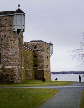 Le Fort de Chambly (Photo Marco Campanozzi, La Presse)