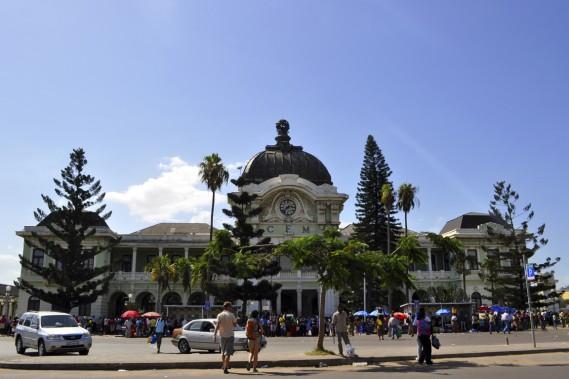La capitale du Mozambique, avec son architecture coloniale portugaise et ses bâtiments en décrépitude, comporte quelques joyaux. (Photo Sylvie St-Jacques, La Presse)