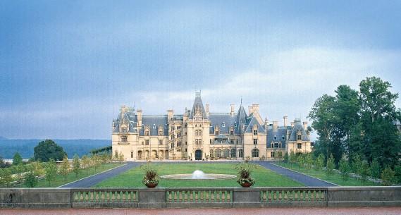 Biltmore Estate, la plus grande résidence privée des États-Unis. (PHOTO FOURNIE PAR BILTMORE COMPANY)