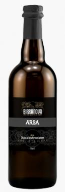 <strong>Fumé:</strong>Birrificio Birranova (Italie), Arsa, 5,5%. Un porter fumé fabriqué avec du malt de Bamber qui fait place à des arômes rôtis et caramélisés, et des saveurs chocolatées, boisées et fumées. (Photo fournie par la brasserie)