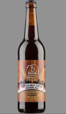 <strong>Torréfaction:</strong> 8 Wired (Nouvelle-Zélande), C4 Double Coffee Brown Ale, 8%. Le mariage parfait entre le café et la bière. Nez de caramel, de café et de fruits, et saveurs torréfiées et rôties. (Photo fournie par la brasserie)
