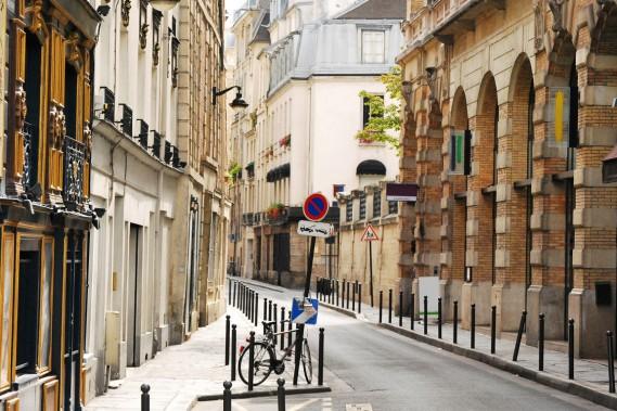 Une rue du quartier Montmartre. (Photo Digital Vision/Thinkstock)