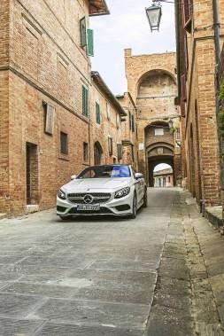Mercedes-Benz Classe S Coupé (Photo fournie par Mercedes-Benz)